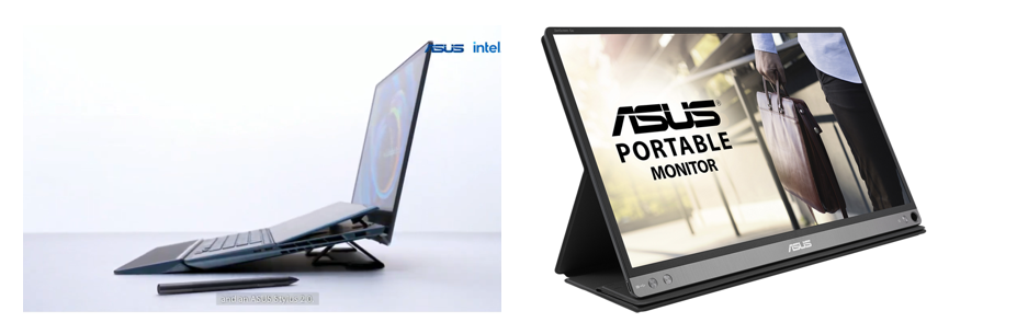 Asus Zen Screen Go Mb16 Ap And Asus Portable Monitor Ces 2021