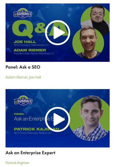Ask an SEO Expert