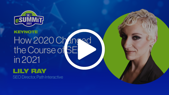 How 2020 Changed the Course of SEO for 2021