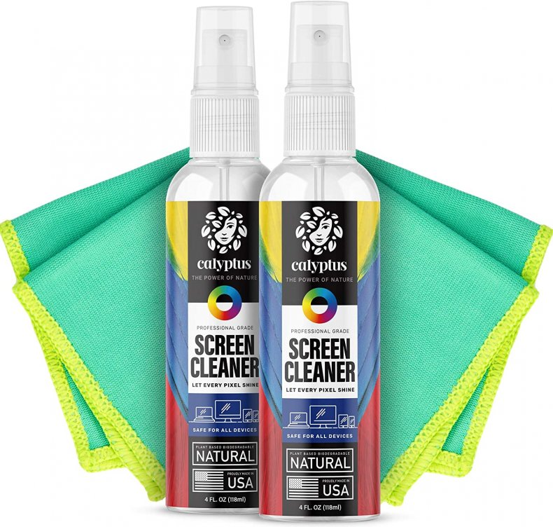 Calyptus screen cleaner