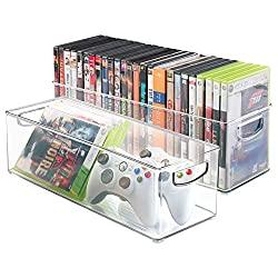 plastic video game holders