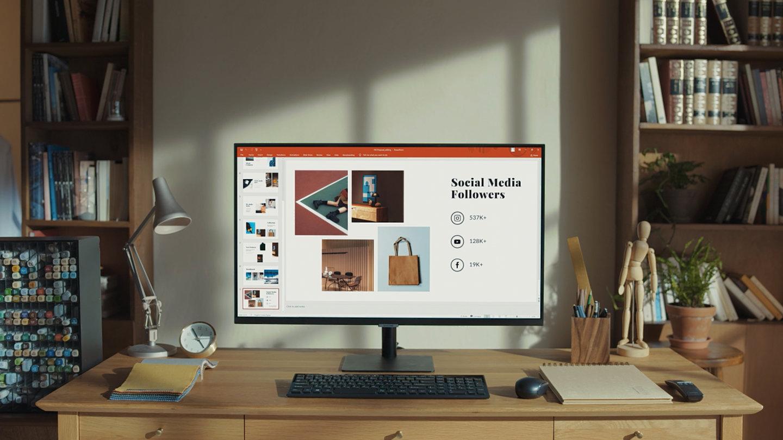 SamsungSmart Monitor M7